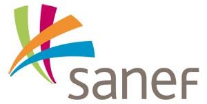 logotype sanef